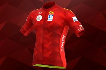 ALE' firma le maglie dei leader del UAE Tour, primo grande evento del calendario UCI WorldTour