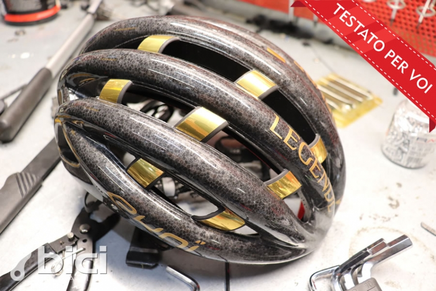 Ekoi Legende, il casco top di gamma con uno sguardo al passato