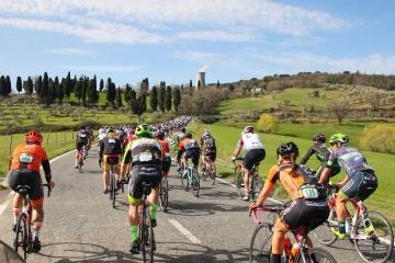 Meno di un mese alla Green Fondo Paolo Bettini