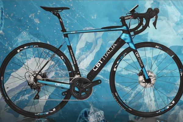 C.B.T. Italia lancia sul mercato ARTIK-09, e-bike interamente Made in Italy