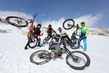 Si preannuncia un weekend ad alta intensità a La Winter DH 2020