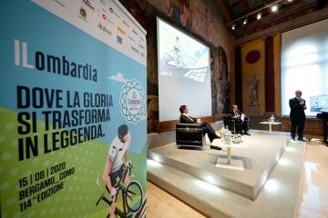 Il Lombardia: la rinascita del ciclismo parte da Bergamo nel giorno di Ferragosto