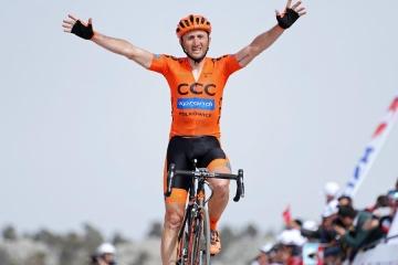 Davide Rebellin sulla scena ciclistica fino a 50 anni!