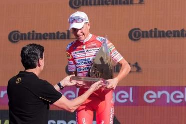 Continental vince il Giro d'Italia 2019 con Richard Carapaz