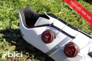 TEST - Scarpe Time Osmos 15, top di gamma strada