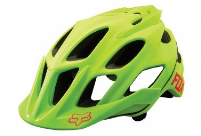 Casco FOX FLUX 2016 Giallo