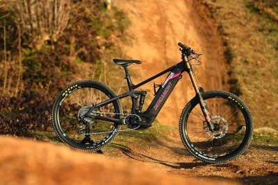 Bergamont E-Trailster Sport, una versione speciale by EBSB