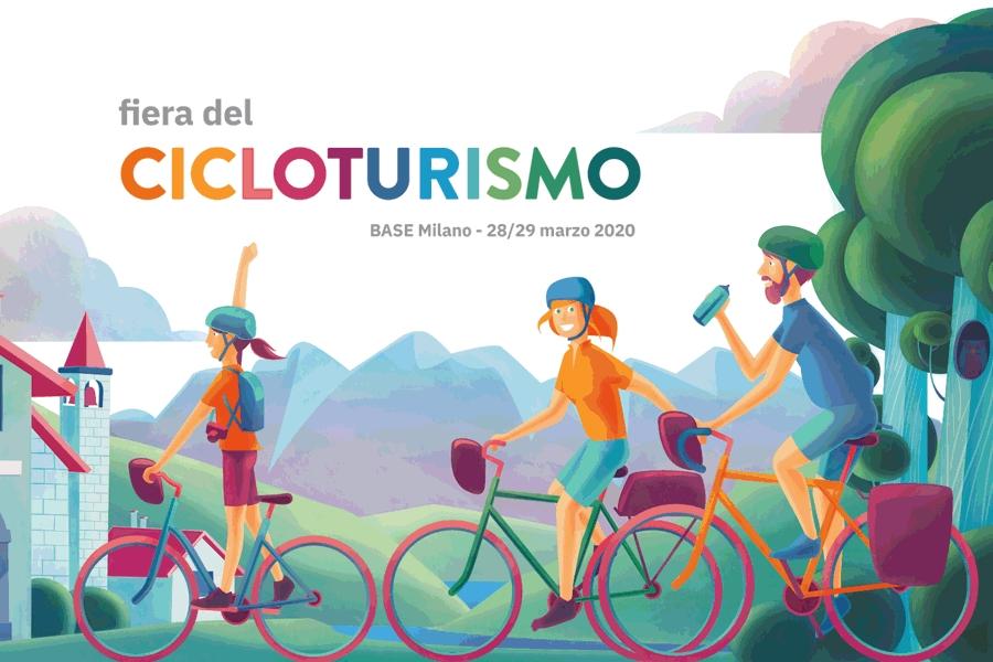 Risultato immagini per Milano, arriva la prima fiera del cicloturismo - 28 e 29 marzo 2020