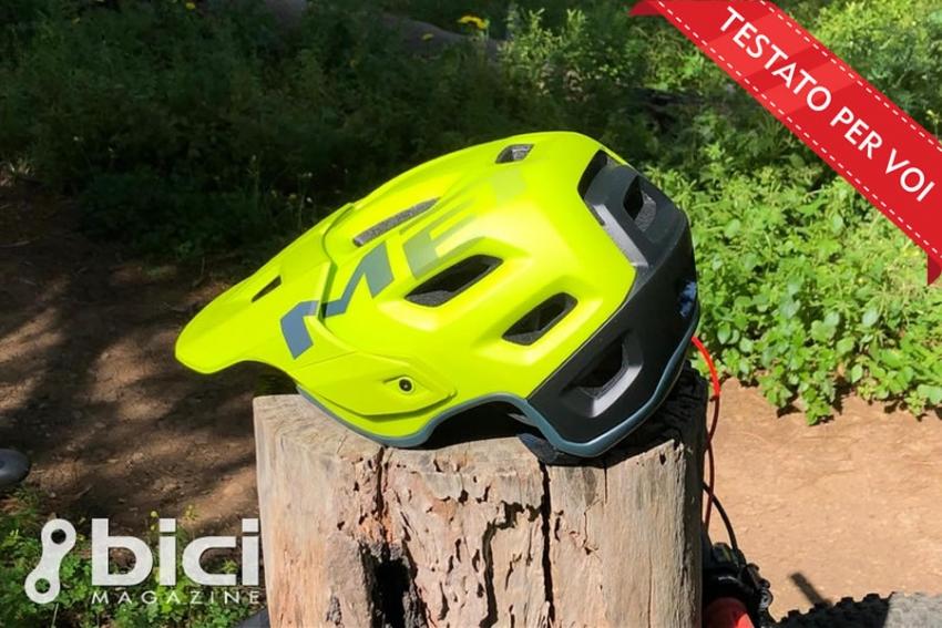 Roam, il casco MET da all-mountain, provato per voi