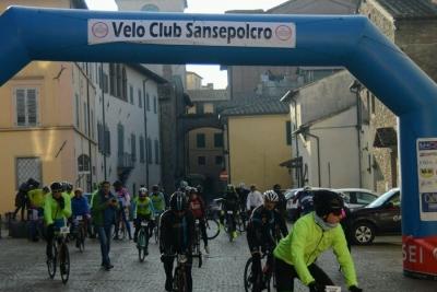 Italian Ciclotour, si parte il 17 marzo da Sansepolcro