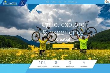 Eurovelo8, nasce il nuovo sito dedicato alle vacanze in bicicletta in Croazia