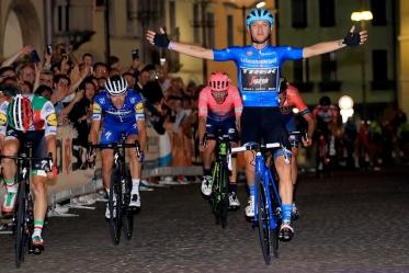 A Giulio Ciccone il Cycling Stars Criterium 2019
