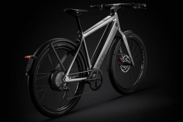 La Stromer ST5 con ABS vince l'iF Design Award 2021
