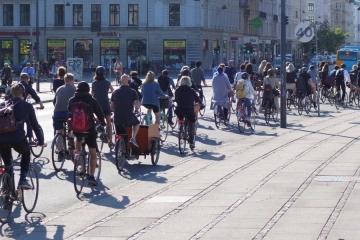 UE: corre veloce l'industria della bicicletta
