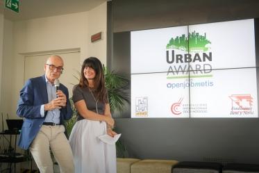 Urban Award, presentata la 3^ edizione del premio