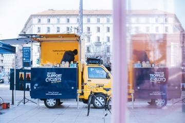 Support Cyclists On The Road: riparte il Van che gira l'Europa per riparare gratuitamente le biciclette