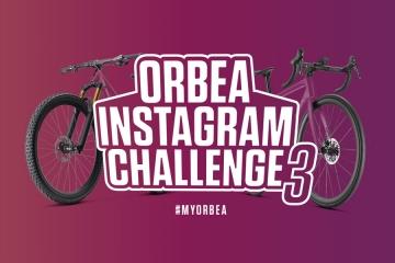 Con Orbea Instagram Challenge vinci la tua bici ideale