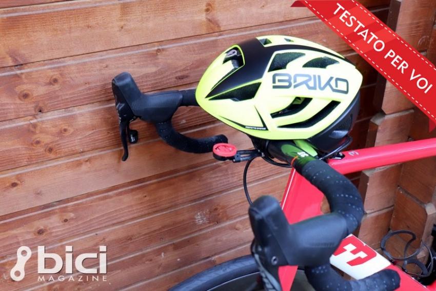 TEST - Briko Ventus, sicurezza e aerodinamicità per un casco da Pro