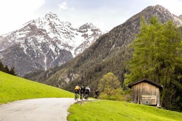 Rando Imperator, due giorni per attraversare le Alpi