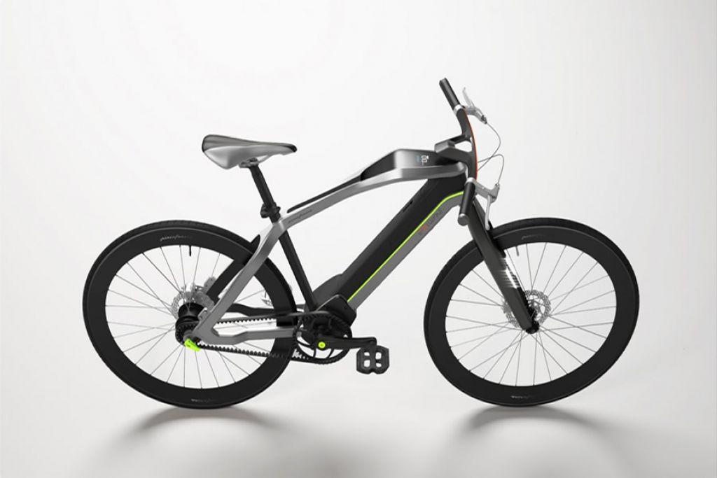 E Voluzione La Prima Bicicletta Elettrica Di Pininfarina