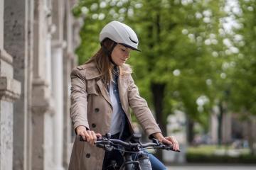 Stile e design unico per il casco MOEBIUS della linea Urbandi KASK