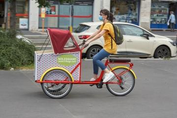 Vendite in aumento anche per TrikeGo, la cargo bike italiana per tutti