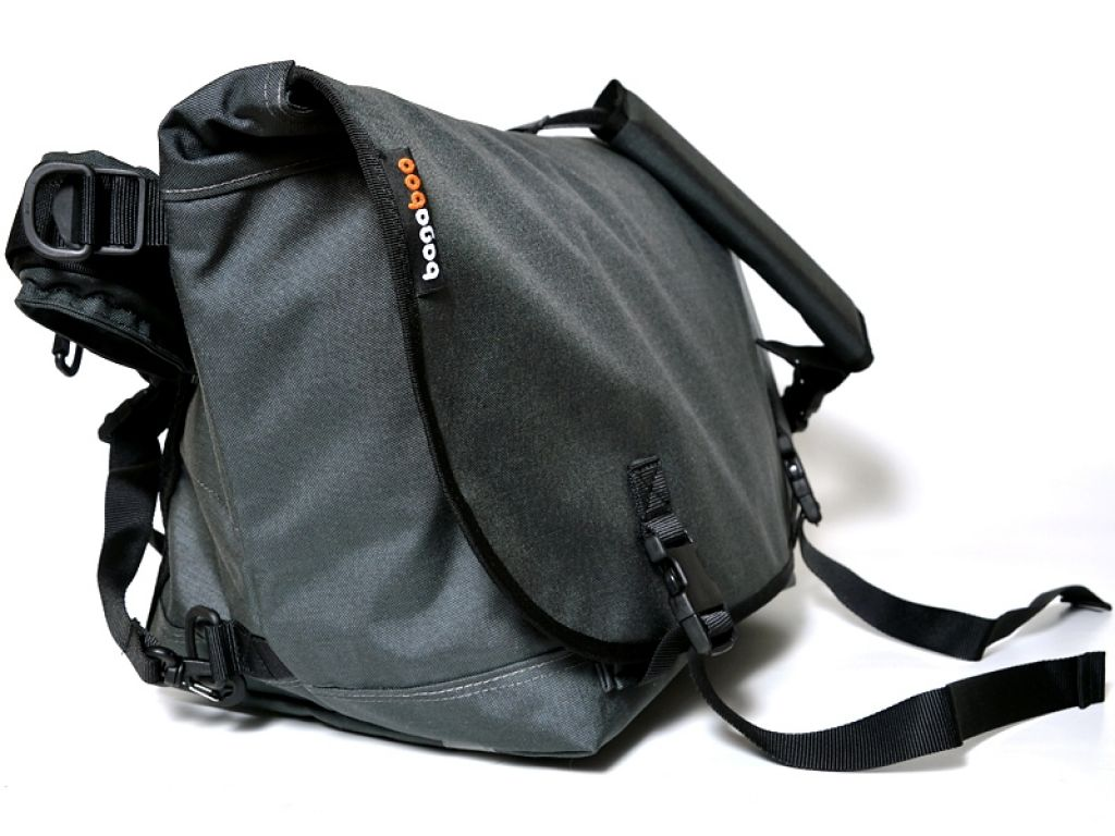 Bagaboo Workhorse Messenger Bag