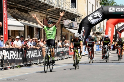 Team Cannondale Gobbi FSA: Pozzetto firma la Pinarello