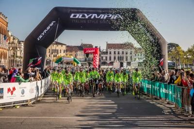 Igor Zanetti dello Scott Team Granfondo si aggiudica la Granfondo Città di Padova