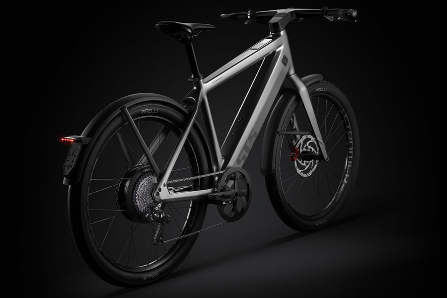 La Stromer ST5 con ABS vince l'iF Design Award 2021