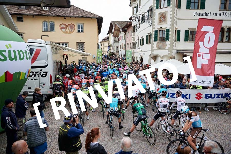 Stop anche al Tour of the Alps: si cerca adesso una data alternativa